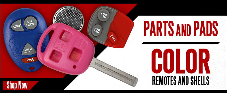 Save Up To 75 % on Replacement Remotes and Keys