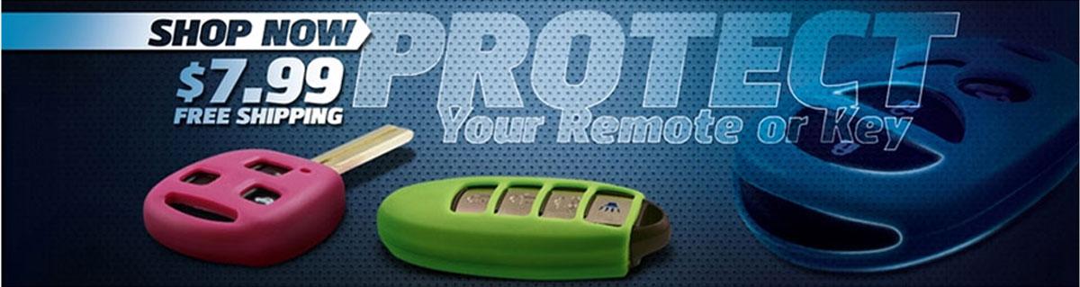 RemotesRemotes com - Replacement Keyless Entry Remote Key