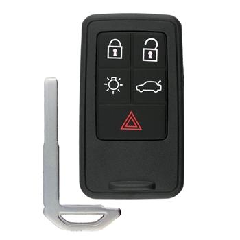 Key Fob Remote for Volvo S60 S80 V60 V70 XC60 XC70 2007 ...